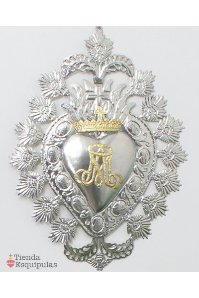 Grand coeur Marie